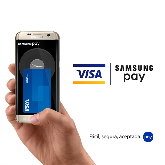 Visa - Samsung Pay